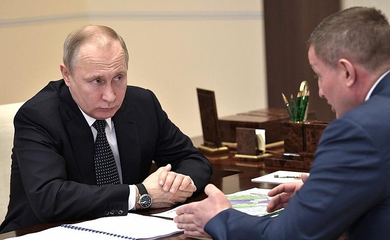 Путин предложил изучить опыт создания Социального кодекса Волгоградской области